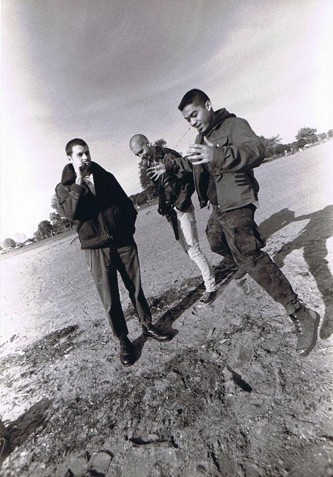 Blundermen, circa 1993