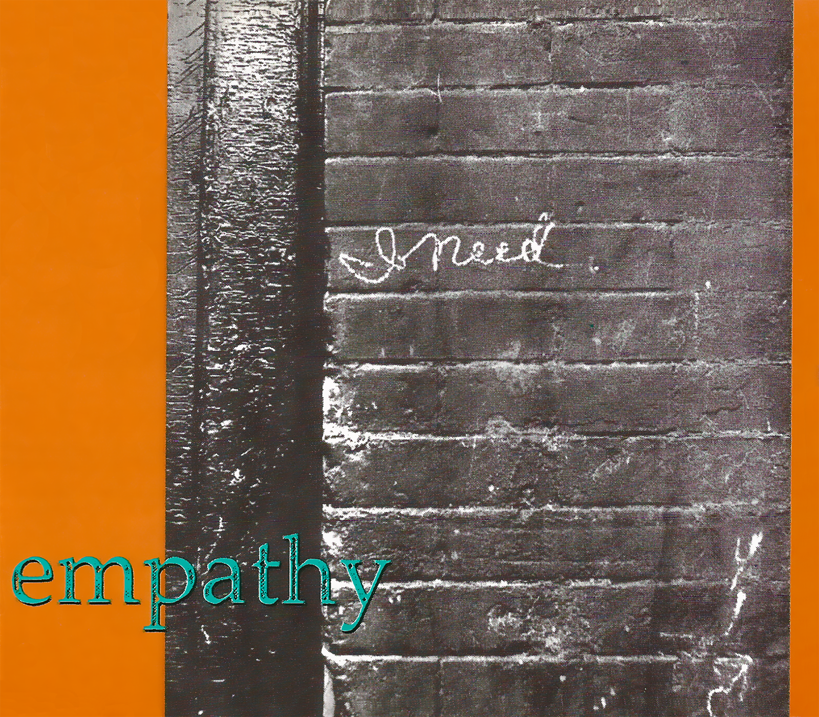 "Cascade Records 2º - Empathy ""I Need"", CD/12 vinyl, 1996"