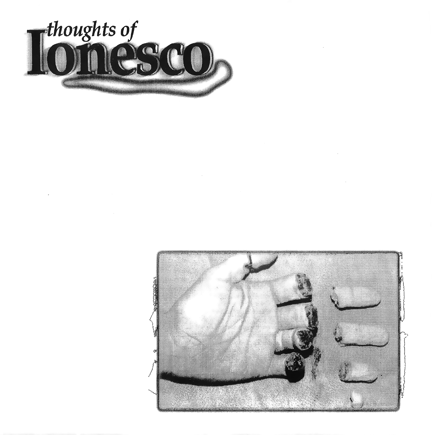"Cascade Records 6º - Thoughts of Ionesco, 7"" vinyl, 1996"